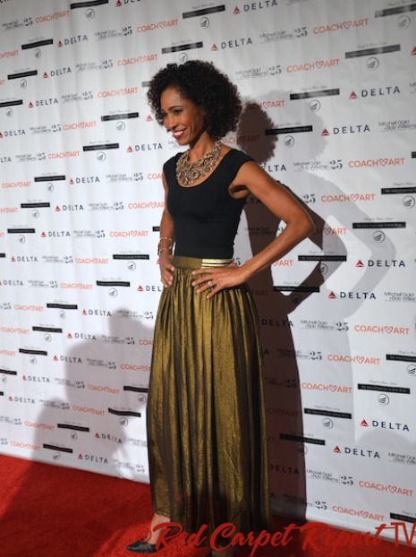 Sage Steele, host, at CoachArt 2014 Gala of Champions #fashion #BCBG #Nordstrom #RedCarpet Looks  Sage Steele talks Philanthropy and Recognizing Honorees at 2014 CoachArt 2014 Gala of Champions Red Carpet Coverage [Video] http://www.redcarpetreporttv.com/2014/10/20/sage-steele-talks-philanthropy-and-recognizing-honorees-at-2014-coachart-2014-gala-of-champions-red-carpet-coverage-video/