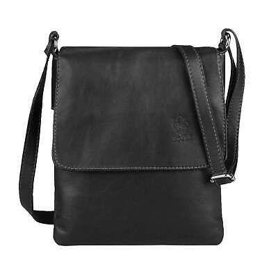ITALy LEDER TASCHE Shopper Schultertasche Crossbody Nappaleder Bag Umhängetasch… – Italyshop24.com