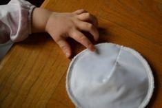 Tuto coussinets d'allaitement lavables - Nanou et ses 10 doigts