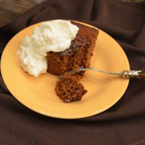 GINGERBREAD CAKE RECIPE | www.AfterOrangeCounty.com