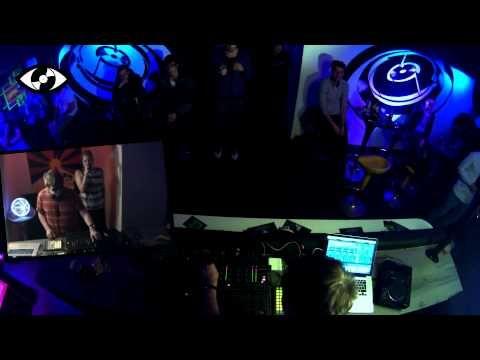 EYE ON DJ VISION Z with ALYS Be (live singer) / DEEP DUBSTEP, DEEP MINIMAL DUB - YouTube