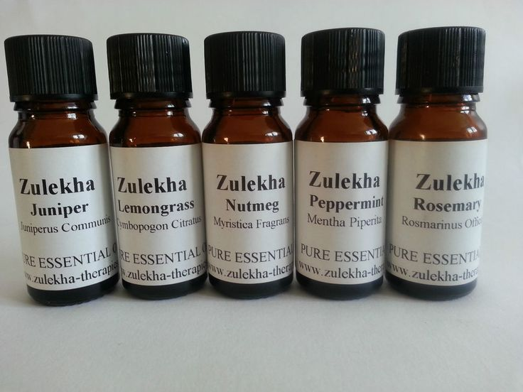 5 Essential Oils Study Aid Create Your Own Blend With Recipe