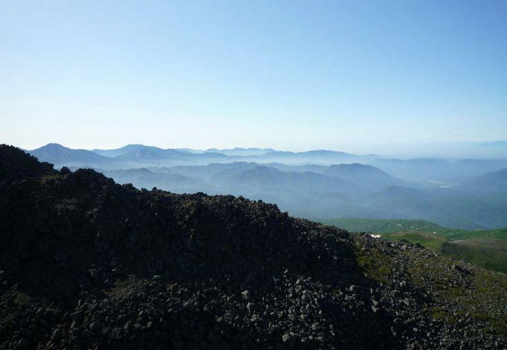 ロックガーデン トムラウシ山 北海道