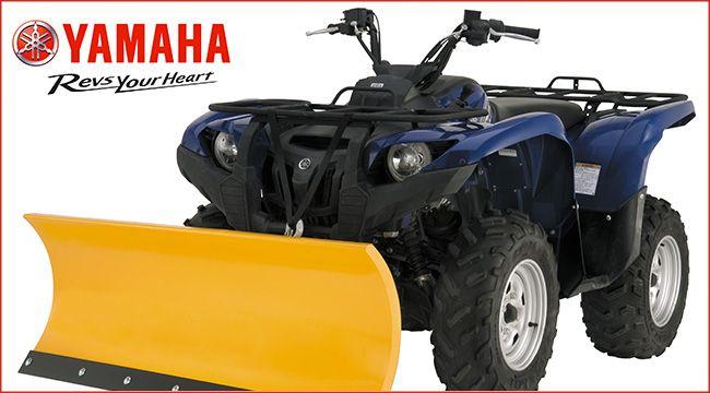 Yamaha Winter-Zubehör: Warn Schneeschild Heavy Duty Plough Blade Das Warn Schneeschild Heavy Duty Plough Blade inklusive Zubehör stellt der Hersteller im Rahmen von seinem Yamaha Winter-Zubehör vor http://www.atv-quad-magazin.com/aktuell/yamaha-winter-zubehoer-warn-schneeschild-heavy-duty-plough-blade/ #yamaha #warn #schneeschild #handel #neuvorstellung #zubehör #winterdienst #atvquadmagazin