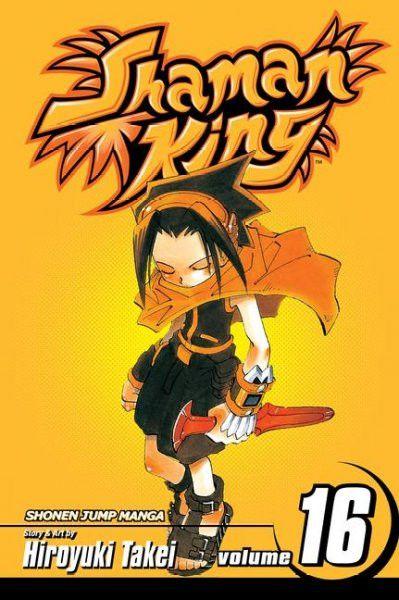 Shaman King 16: Trust No One (Shaman King (Graphic Novels))
