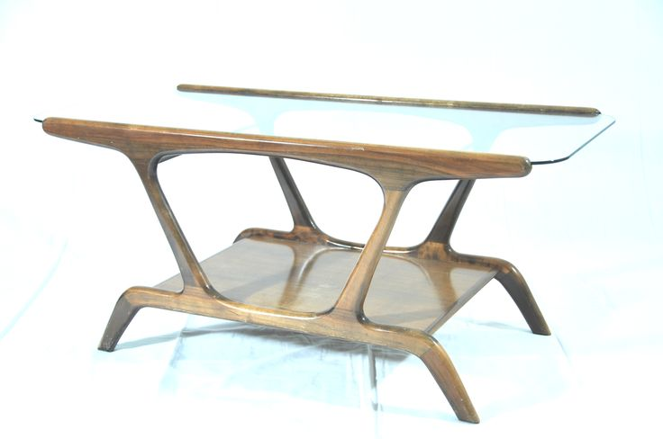 Very cool coffee table by Cesare Lacca for Cassini, 1952