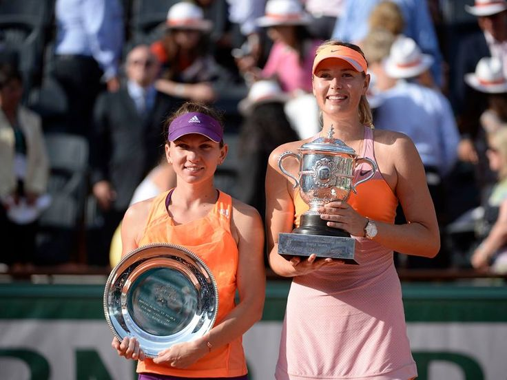 2014 French Open Final against Simona Halep!