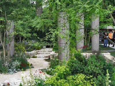 Pomysły z ogrodu Chelsea Flower Show  Sielski Dom i Ogród
