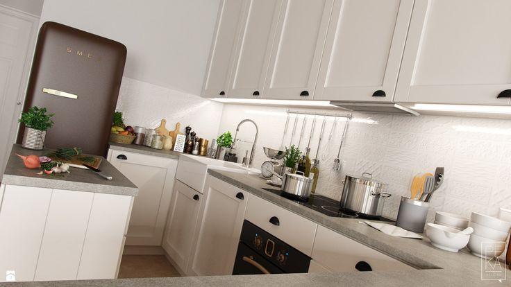 Kuchnia styl Rustykalny - zdjęcie od PEKA STUDIO