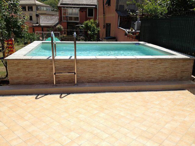 Oltre 25 fantastiche idee su piastrelle per piscina su - Piastrelle per piscina ...