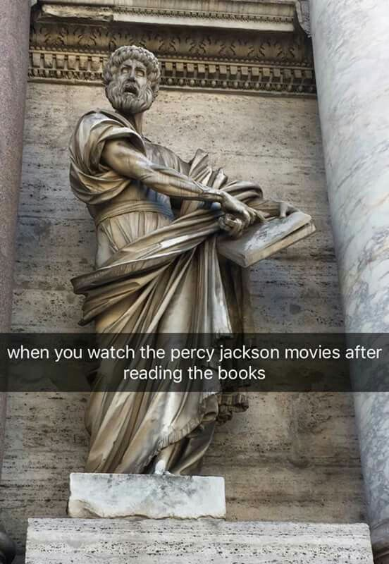 Its better because its a statue possibly in Ancient Greece
