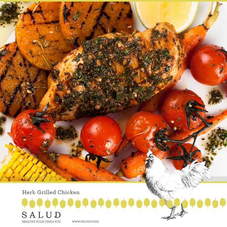 Healthy prepared take home meals delivered to you.   www.salud.co.za