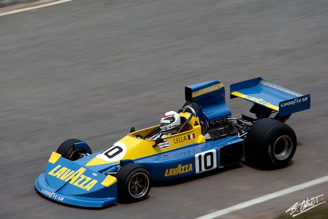1976 GP Brazylii (Lella Lombardi) March 761 - Ford