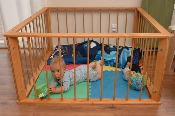 Traditional wooden playpens provide lots of space for your baby to play. People usually prefer these playpens, because there are many stylish options that complement the interior décor in a beautiful way. They simply blend in with the furniture better than the other options. However, this is the most expensive option. Besides, traditional wooden playpens take a lot of floor space. Although they are designed to be folded away, once they're up, they're likely to stay that way for quite some…