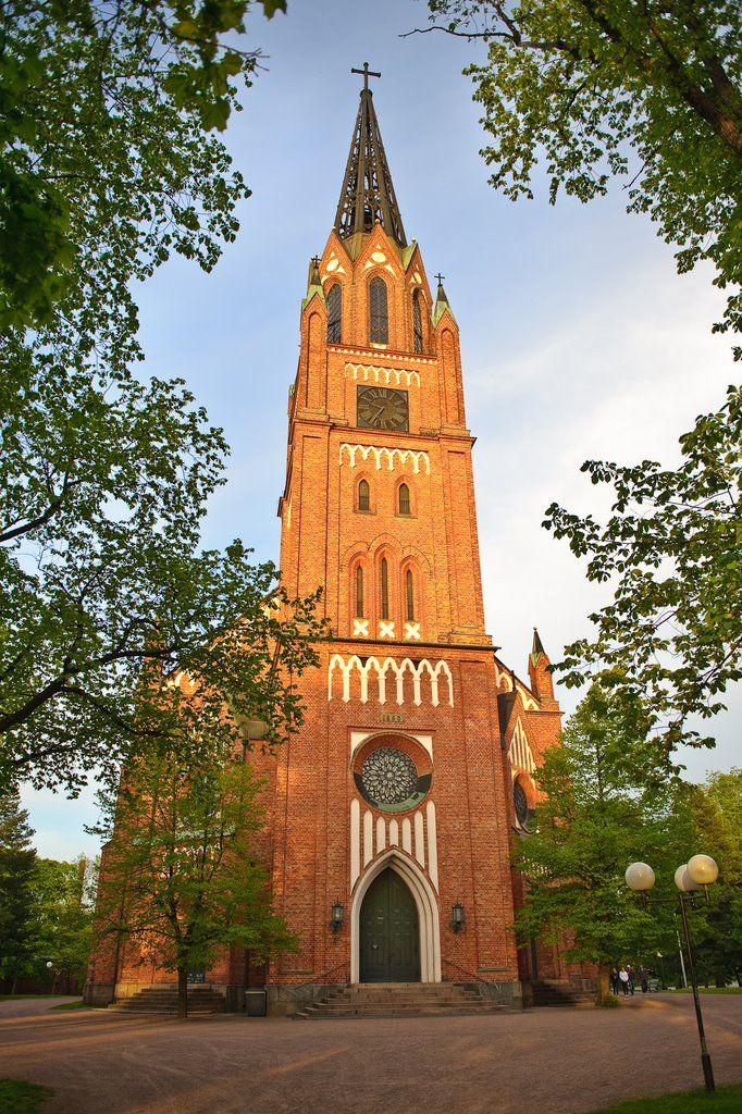 Keski-Porin Kirkko - Central Pori Church