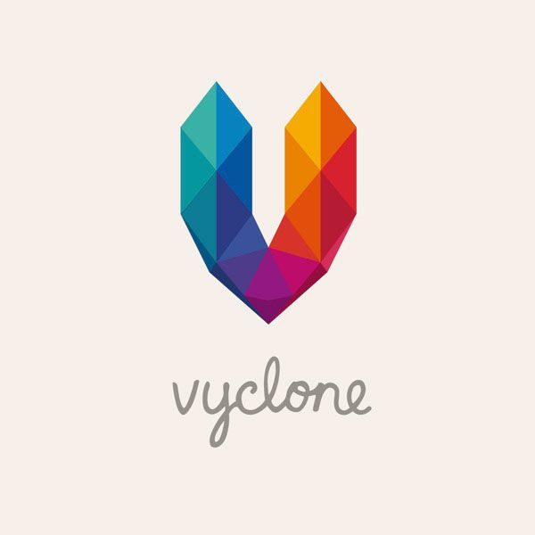 20 Creative Travel App Designs For Your Inspiration: 20 Amazing Low Poly Logo Designs