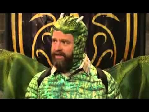 SNL Game of Game of Thrones skit | zach galifianakis | Saturday night live