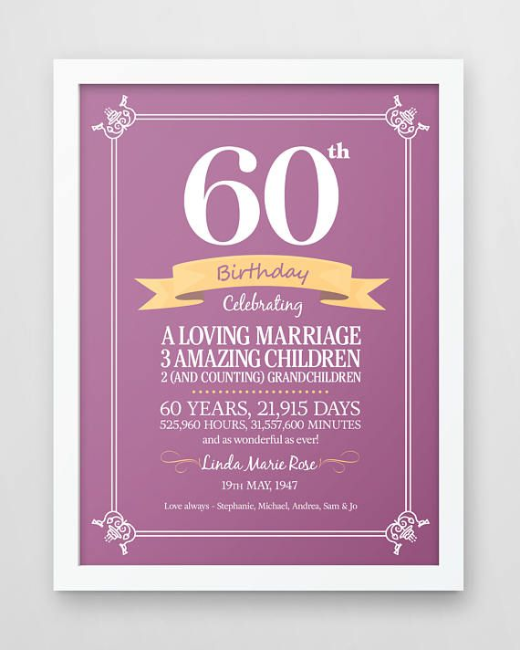 Best 25 60th Birthday Gifts For Men Ideas On Pinterest: 25+ Best 60th Birthday Quotes On Pinterest