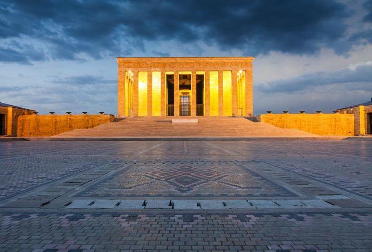 Anıtkabir Ankara-Türkiye