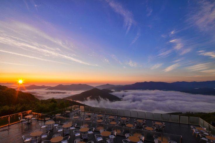 トマム・雲海テラスの画像_北海道の観光名所