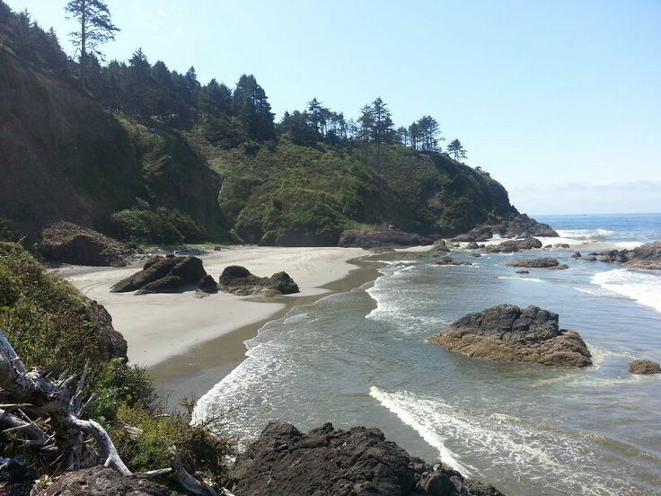beach washington state wa seattle places bend south heikkila beaches tide north near pools peninsula beards hollow west northwest pacific