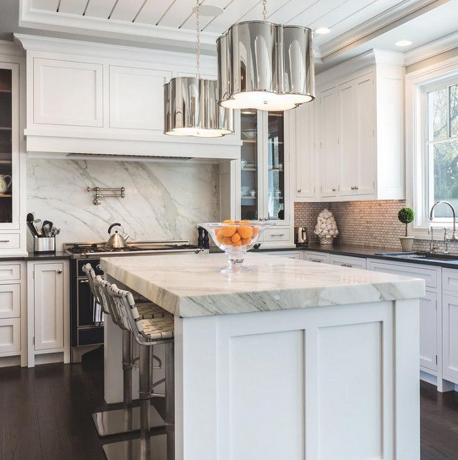 489 Best Beautiful White Kitchens! Images On Pinterest