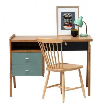"""bureau vintage années 50 """"Friedrich"""" #rienacirer #vintage"""
