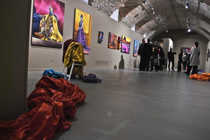 Andrea Zucchi | Doppio Gioco: fino al 12 maggio 2013, Fondazione Stelline - Corso Magenta, Milano