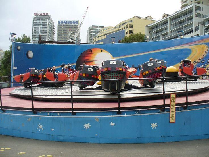 Luna Park (Sydney) - Spider