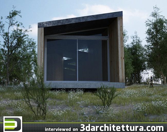 Bruno Da Silva, render, 3d,  architecture, 3darchitettura  www.3darchitettura.com/bruno-da-silva