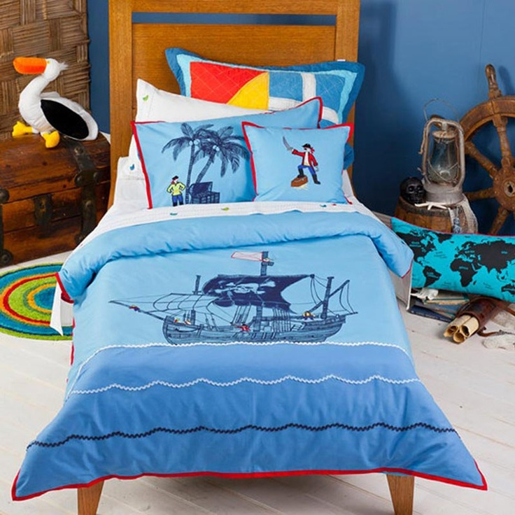 9 best pirate bedding images on pinterest duvet cover for Jake quilted bedding