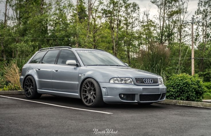 Beautiful Old School B5 Audi RS4 Avant