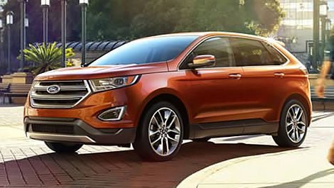 2015 Ford Edge AWD SEL with leather Lease for $269/mo for 24 months details - http://www.cascobayford.com/ford-lease-specials/