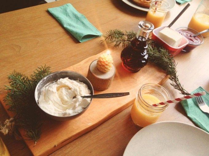tinypeasant.com | Christmas Breakfast Tradition