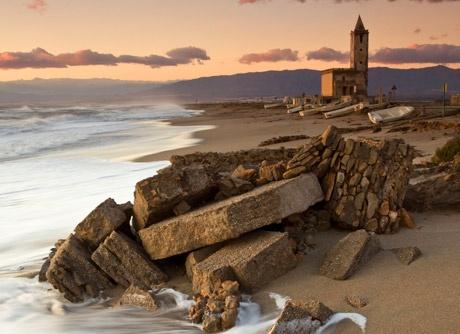 Las Salinas de Cabo de Gata-Almeria