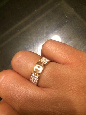 シャネル セレブ愛用 艷やかな指輪 高級ゴルード 人気 彼女プレゼント