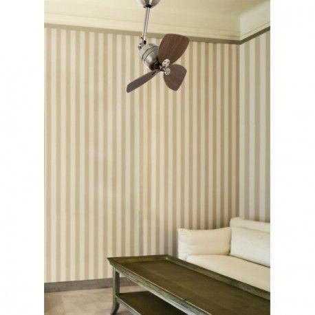 Ventilateur de plafond sans lumière FARO VEDRA 33450 vedra ø 50 cm or vieilli