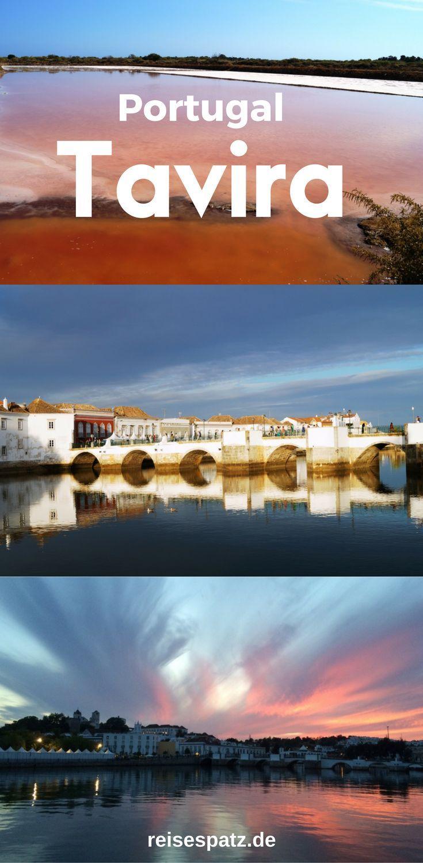 Tavira an der Algarve in Portugal hat einiges zu bieten. Hier gibte es Tipps für Sehenswürdigkeiten in Tavira und Umgebung.