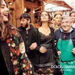Dolce&Gabbana la nuova Adv firmata da Luca & Alessandro Morelli