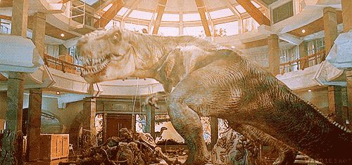 """The movie has a running time of 127 minutes – but only contains 15 minutes of actual dinosaur footage. 