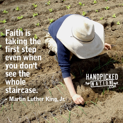 #MLK, Jr quote from @HandPicked Nation