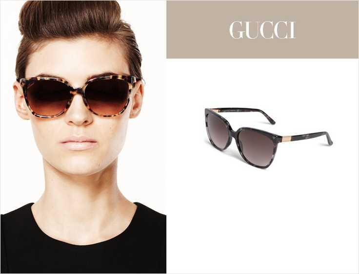 Love these new Gucci sunnies
