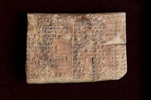 Some researchers say the Babylonians invented trigonometry—and did it better.