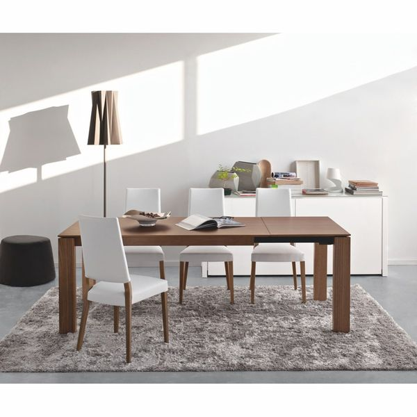 Calligaris Sigma Wood Extendable Dining Table