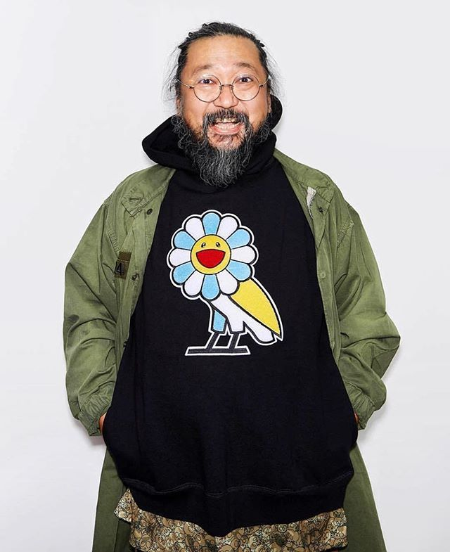 a9226fae3f61be TAKASHI  OVO  takashipom  champagnepapi  welcomeovo The  OVO x  Murakami  Collection will be exclusively available at the new  Vancouver store.