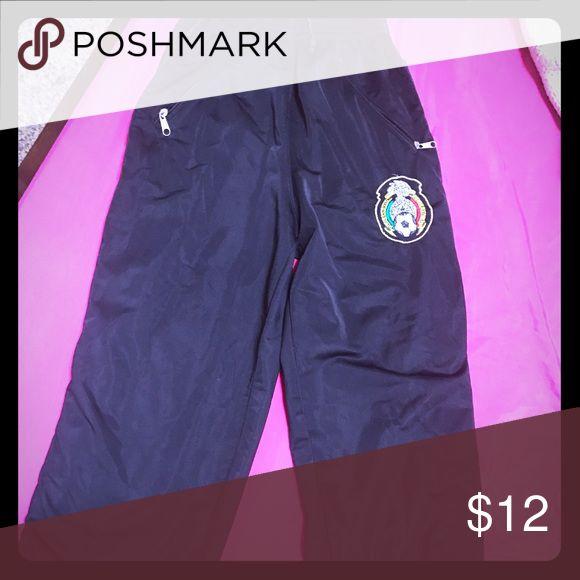 Mexico soccer team sweatpants Good condition Pants Track Pants & Joggers