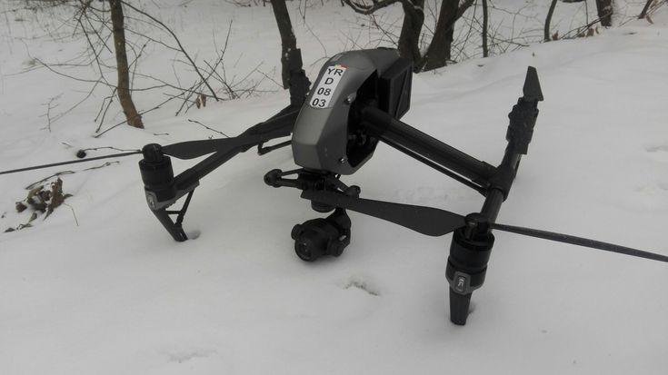 Inspire2  Snow time -10C