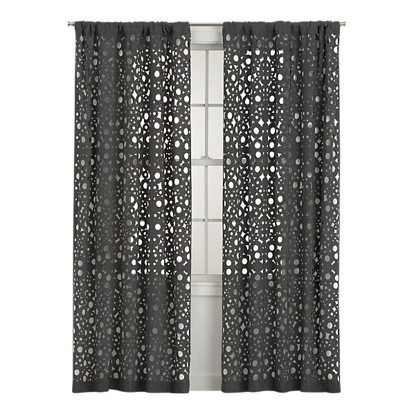 Laser Cut Wool Curtain Panels Accessories For Home