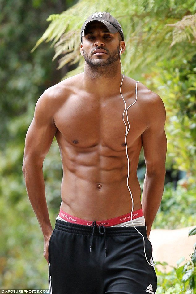 17 best images about ricky whittle on pinterest man Sexy 30