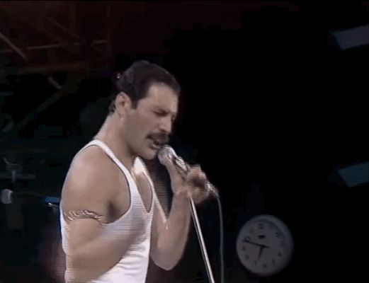 His vocal range spanned over four octaves and delivered some hardcore eargasms. | 22 Reasons Why Freddie Mercury Was The Most Legendary Man Ever